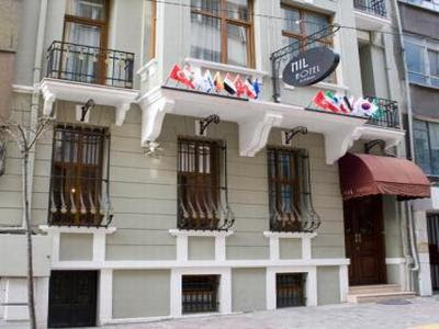 nil-otel-istanbul-şişli-rezervasyon