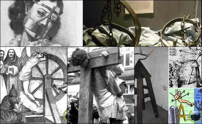 7 Sistem Penyiksaan Tersadis di Benua Eropa