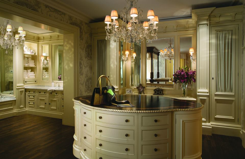 TRADITION INTERIORS OF NOTTINGHAM Clive Christian Luxury Dressing - Clive christian bedroom furniture