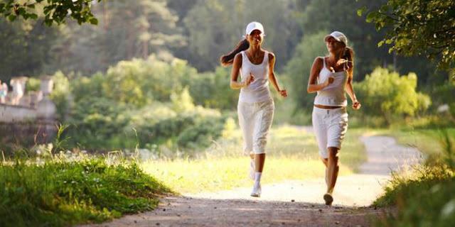 7 Manfaat Baik Berlari Bagi Kesehatan