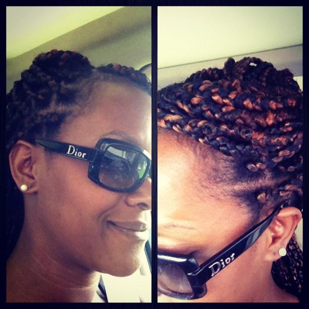 Jumbo Braids Hairstyles Jumbo braids