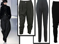 Her mevsimin klasiği siyah pantolon