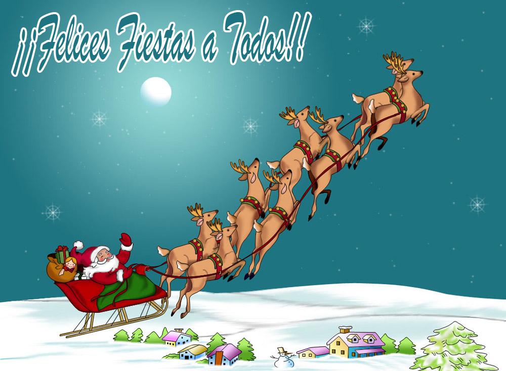 Feliz Navidad Papá Noel