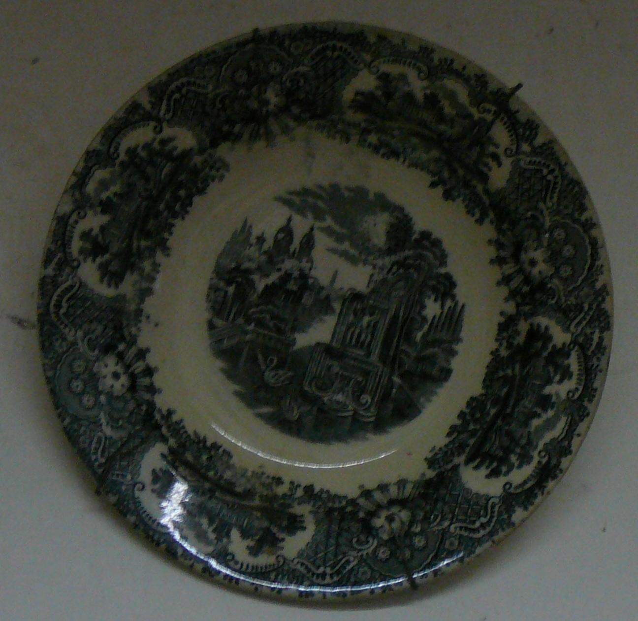 Antig edades urbanas pickman la cartuja de sevilla ii - Ceramica de la cartuja ...