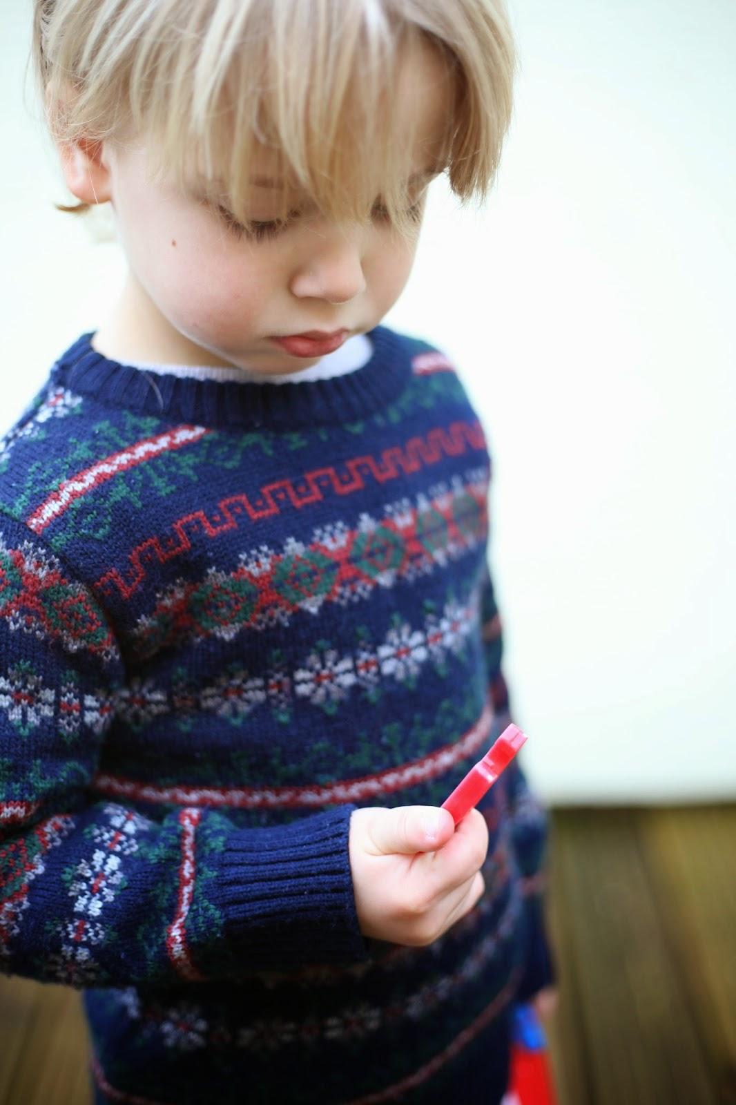festive jumper