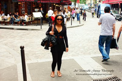 Travel Experience What to wear in Paris City for summer time