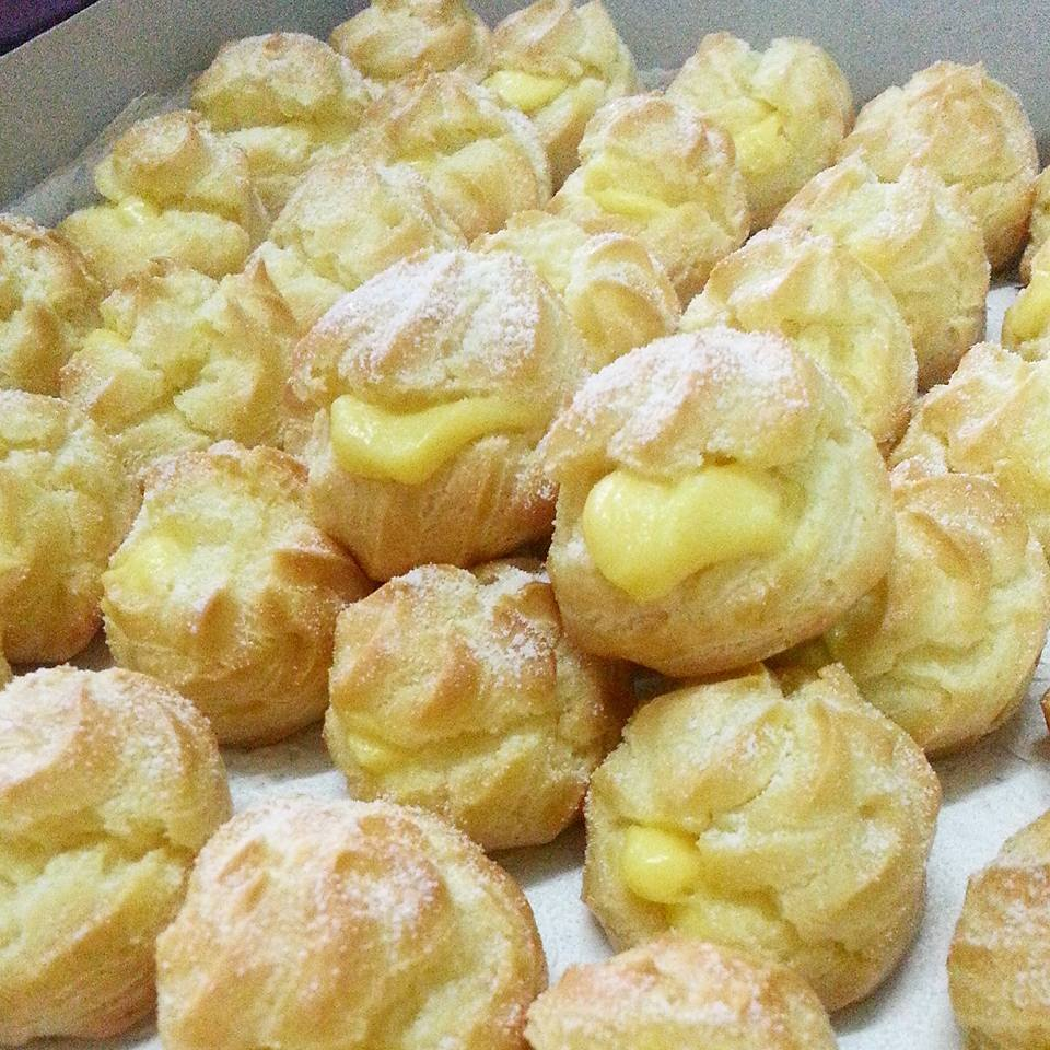 Mini Cream Puff