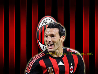 Gianluca Zambrotta AC Milan Wallpaper 2011 3