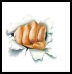 emoticon kepalan tinju