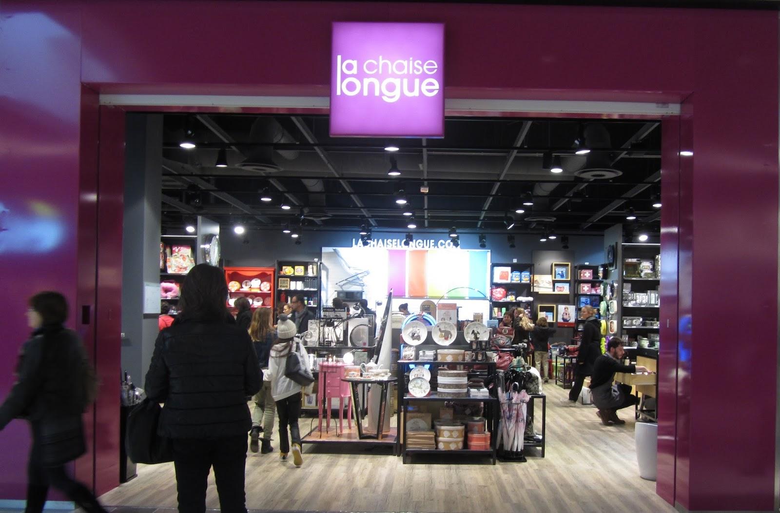 Le blog d 39 art 0gante centre commercial alma rennes - La chaise longue boutique ...
