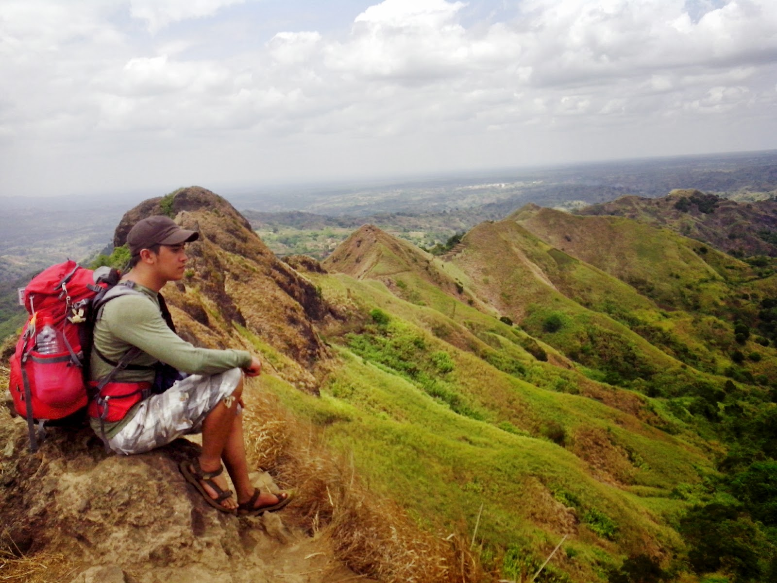 Summits of Mt. Batulao