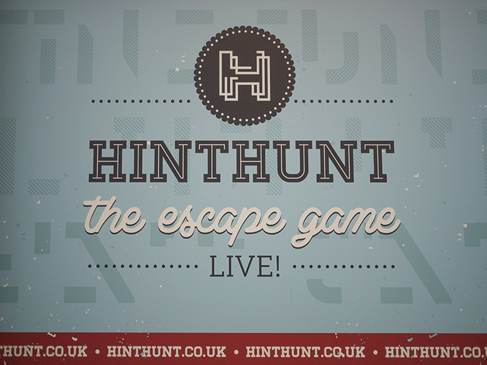 HintHunt the escape game, Euston, London