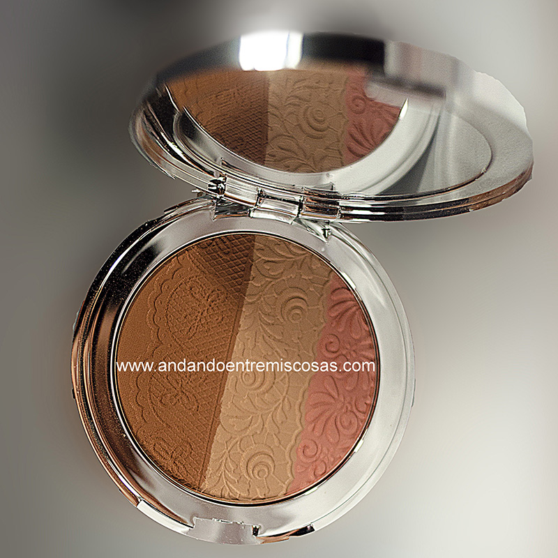 Diamond Sensation Powder De Etre Belle