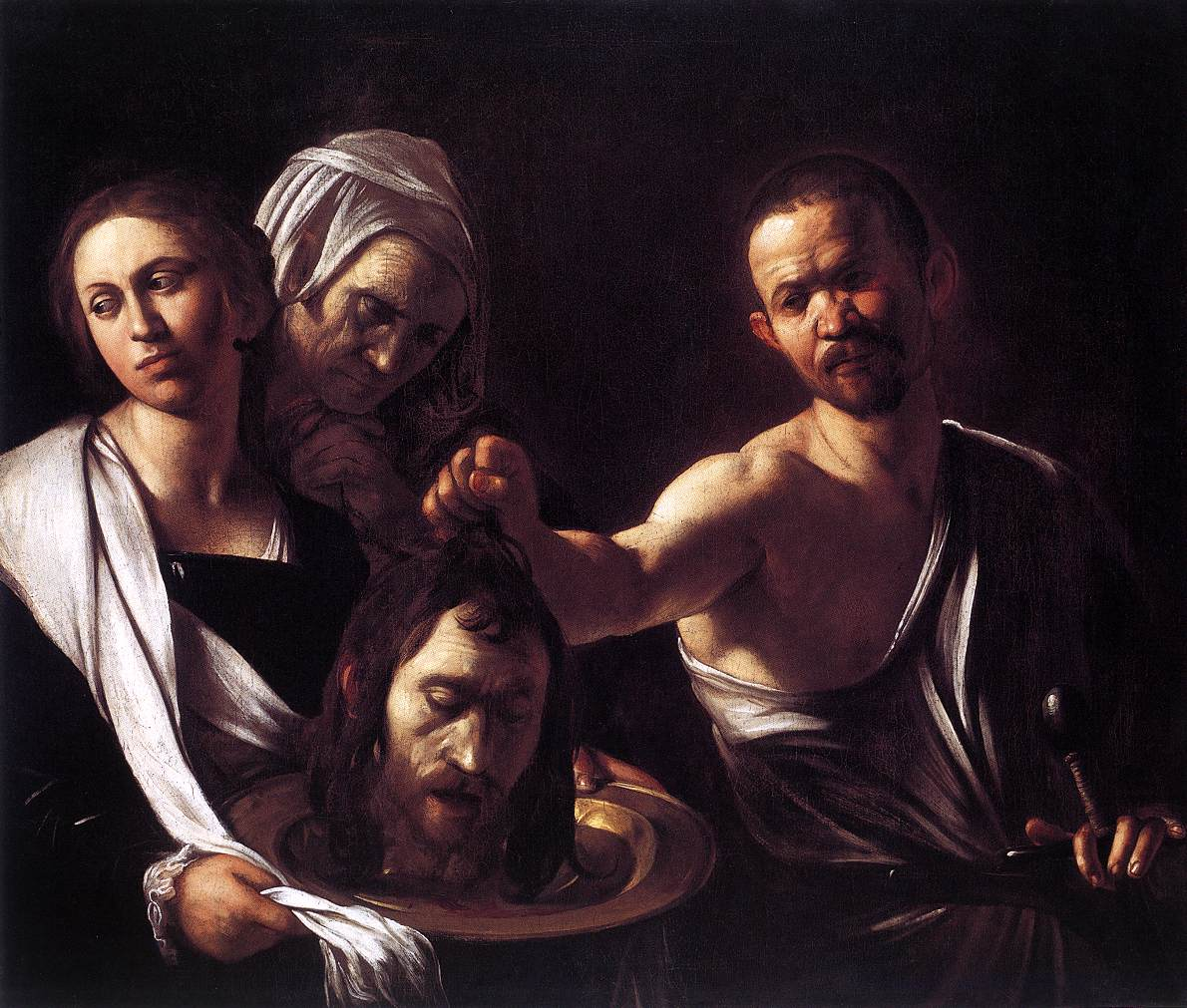 salome caravage painting
