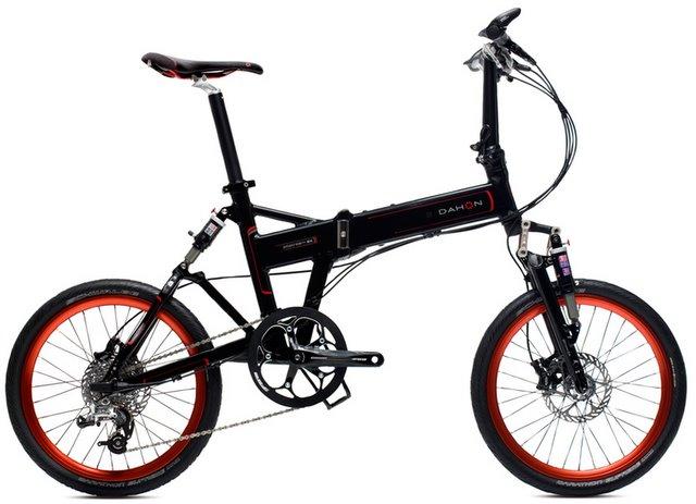 Serbsepeda DAHON JetSream EX (Folding Bike). Harga Rp
