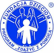 """Jacek podopiecznym Fundacji Dzieciom """" Zdążyć z pomocą"""""""