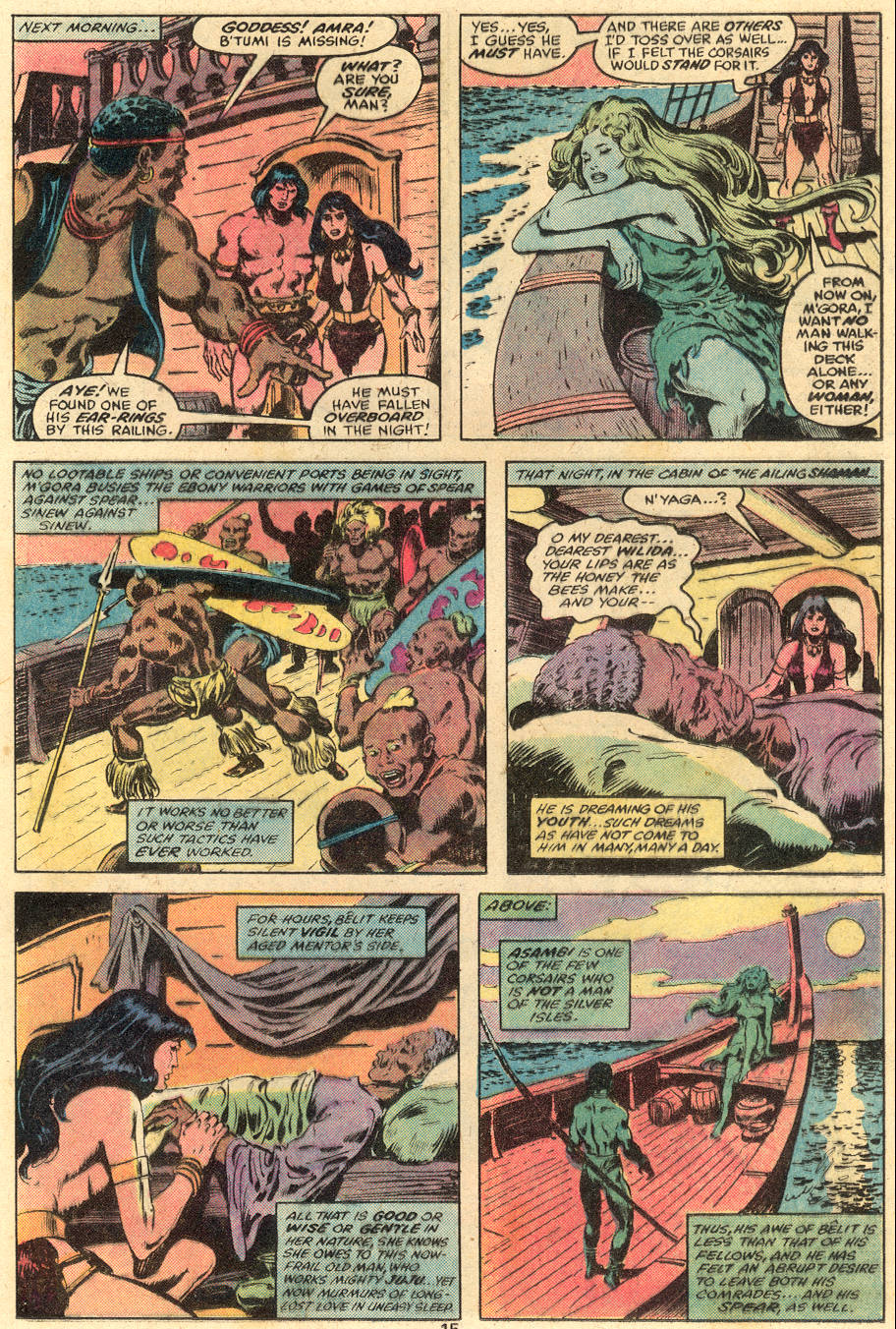 Conan the Barbarian (1970) Issue #98 #110 - English 10