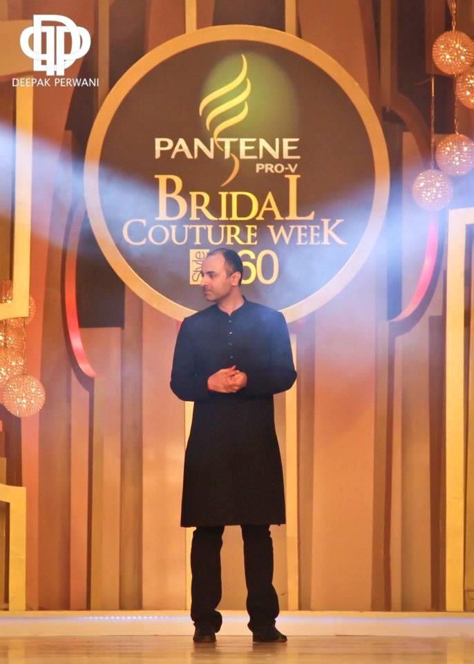 Deepak Perwani Collection at Pantene Bridal Couture Week 2013   Deepak Perwani Couture ...