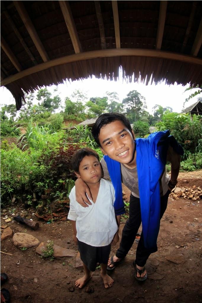 Foto saya dan Sadik