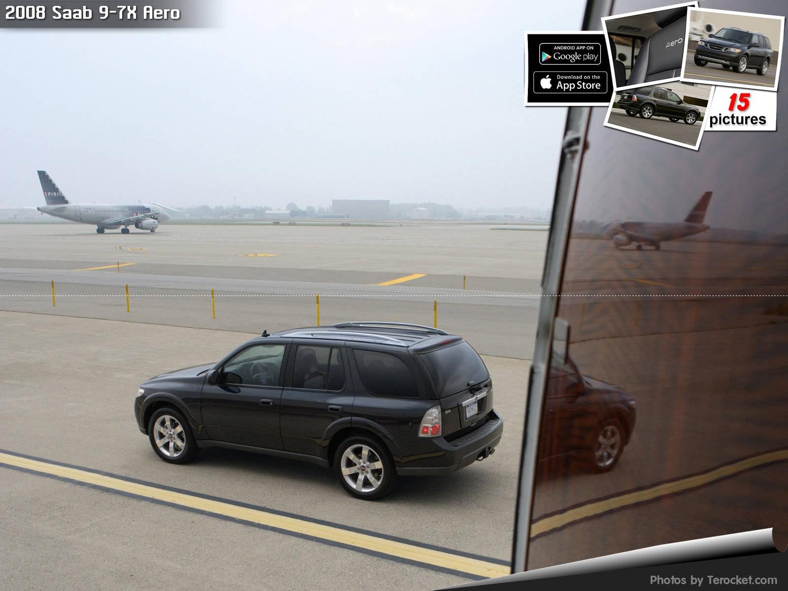 Hình ảnh xe ô tô Saab 9-7X Aero 2008 & nội ngoại thất