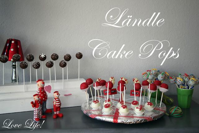 Cakepop Buffet