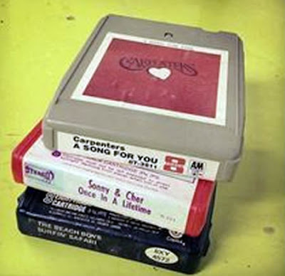 lame 8-track tapes