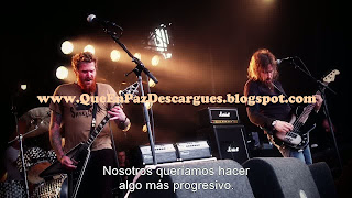 Metal Evolution: Progressive Metal. Subtítulos en español.