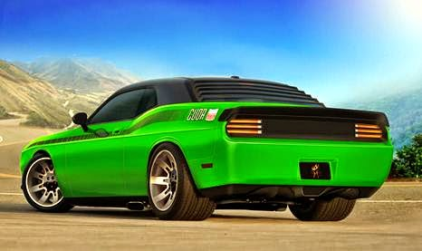 2015 Dodge Barracuda Design and Price