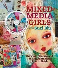 Mixed Media Girls Suzi Blu