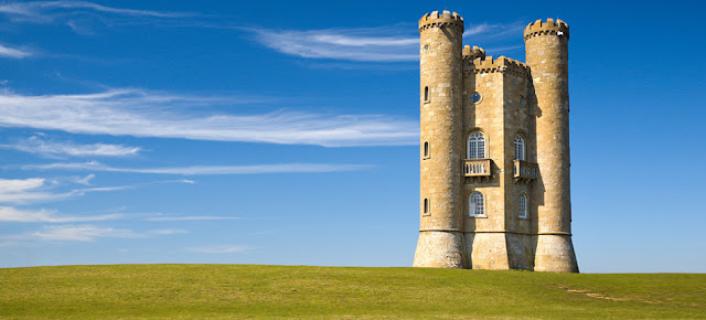 Broadway Tower, England