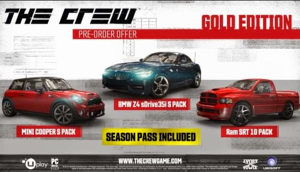 the crew gold edition crack only