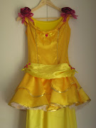 For one child, I made a Disney's Belle dress. (from Beauty and the Beast).