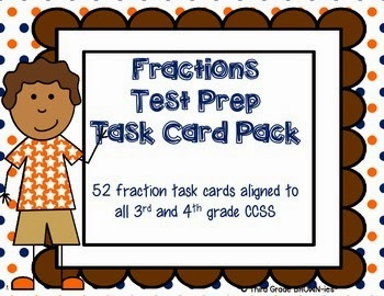 http://www.teacherspayteachers.com/Product/Fractions-Task-Cards-Test-Prep-Pack-1087125