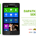Jadi Yang Pertama Memiliki Nokia XL - Cashback Hingga IDR 300.000
