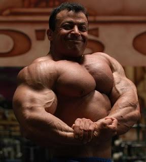 Mustafa Mohammad Bodybuilder