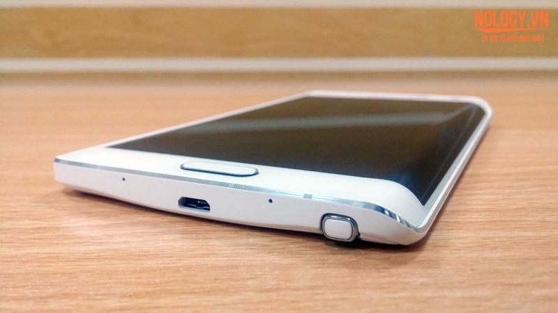 Địa chỉ bán Samsung Galaxy Note Edge xách tay Hàn Quốc