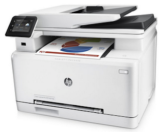 HP MFP M277dw Drivers Download