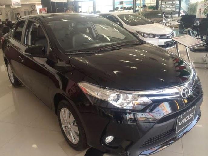 Toyota Vios 2015 Hadir Dengan Fitur Baru