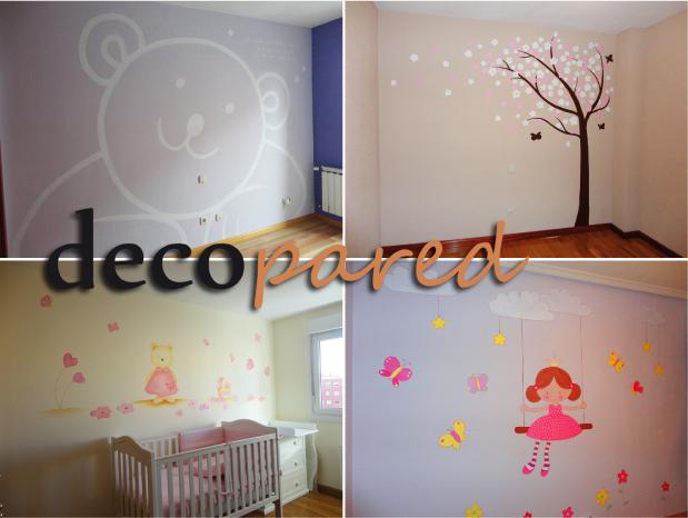 Decopared murales infantiles a precios muy econ micos for Habitaciones infantiles precios