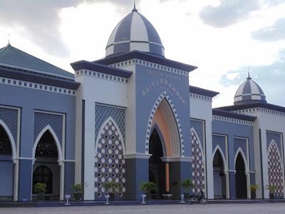 Masjid Agung Baiturahmah Limboto Gorontalo