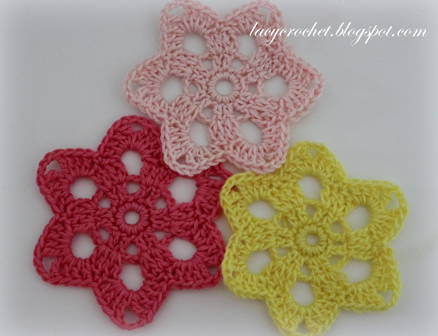 Large Flower Crochet Motif Diagrams Block And Schematic Diagrams