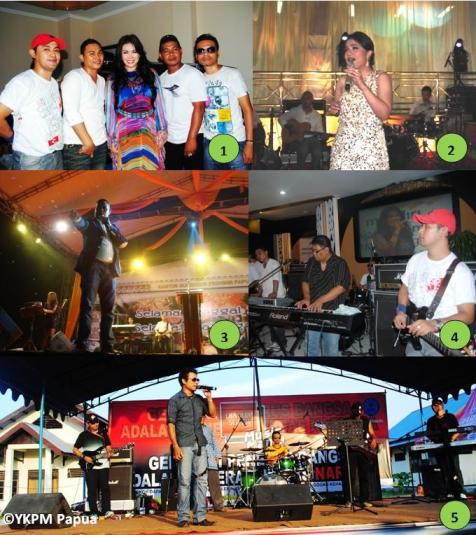 "IKLAN PROMO : VIRTUOSO ENTERTAIN "" NUMBAY BAND "", info selengkapnya di www.ykpmpapua.org"