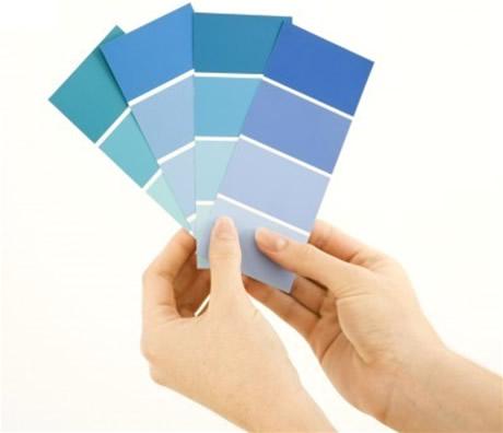 Por qu los hombres no distinguen bien los colores con for Muestra colores pintura pared