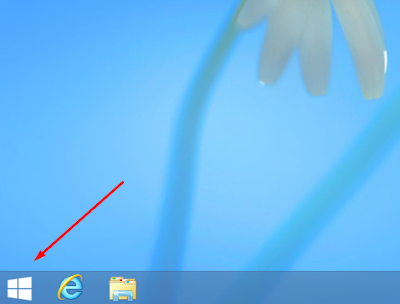 Start Button Windows 8.1