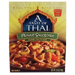 A Taste of Thai Peanut Sauce Mix