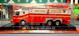 FDNY E-One Heavy Rescue