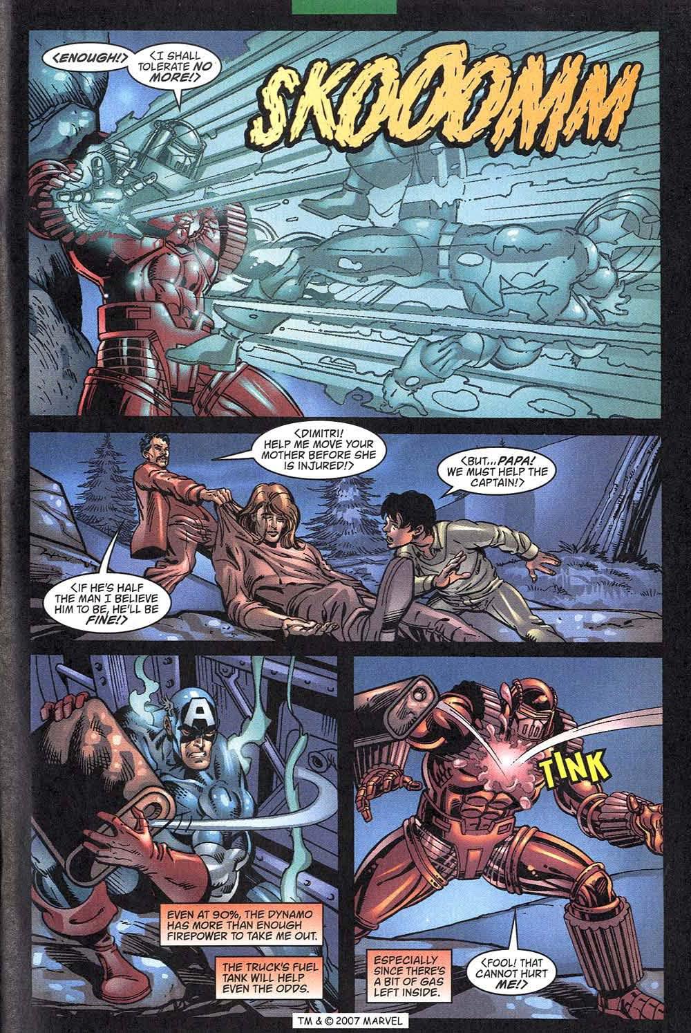 Captain America (1998) Issue #42 #49 - English 27