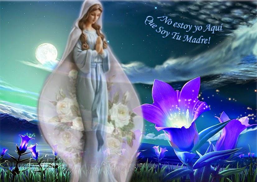 Frases de la Virgen María