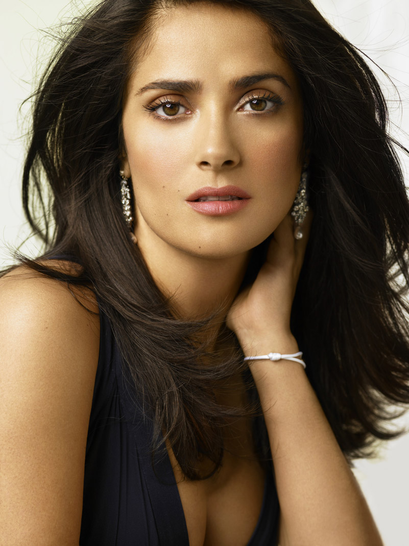 Are Actress salma hayek the word