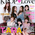 "More of T-ara for ""K-POP Love"" Japanese Magazine"